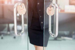 Stylish Glass Door Accessories